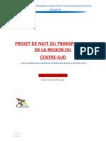 Tdr Prix Jeuness, Centre Sud