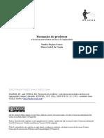 Soares e Cunha, 2010 Livro