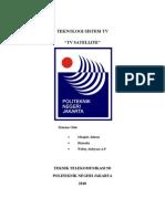 TEKNOLOGI SISTEM TV