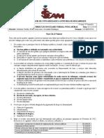 Correcção Do Exame Normal 2019 Fp_pós-laboral