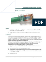 Confecção de cabo direto - CCNA