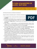 Orientação aos avaliadores EICTI 2020 (2)