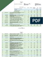 Unidade de Beneficiamento de Frutas - Afupp - Orçamento Sintético