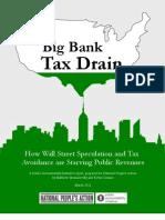 Big Bank Tax Drain