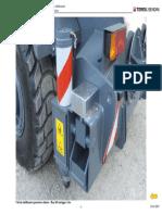 Outriggers valve - 43803