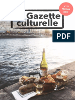 Gazette février