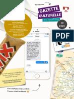Gazette-culturelle