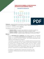 CONCEPTOS BASICOS  DE ESTADÍSTICA-PRIMERO