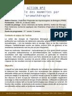 mastitis aromaterapia