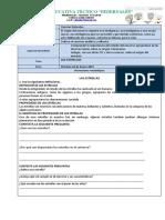 FICHAS DE CIENCIAS NATURALES 18 AL 22 DE ENERO 2021