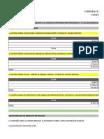 Ejercicio completo de contabilidad de costos