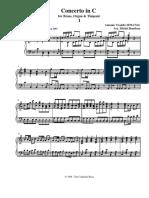 Concierto Do Vivaldi