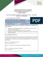 Guía de Actividades y Rúbrica de Evaluación - Paso 2 - Actividad de Límites y Continuidad