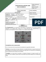 Guía de 7° - 1P Metodología. A-B-C-D-E.