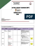 Rpt Sains Tg5 Kssm Dpk 2021