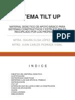 PRINCIPIOS DEL SISTEMA TILT UP 2020
