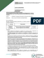 OFICIO CIRCULAR Nº 094-2021-DG-DIGEP-MINSA. Sobre Actividad 8 Cronograma Internado 2021