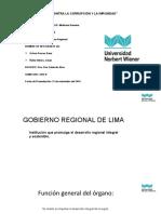 Gobierno Regional PPT