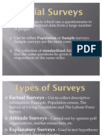 Selasturkiye-RM Social Surveys