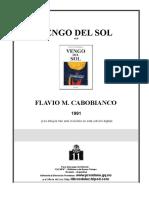 Vengo Del Sol - Flavio Cabobianco