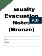 Evac - Bronze Notes