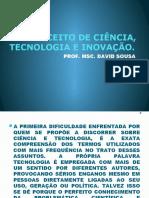 AULA 1 CIENCIA E TECNOLOGIA - FAMAZ