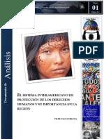 El Sistema Interamericano de Protección de los Derechos Humanos y su importancia en la Región