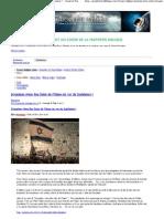 _ Israel et Proche Orient