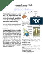 BMI Research Paper