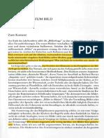 [1999] Boehm - Vom Medium Zum Bild - Con MARCAS