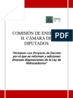 Proyecto de Dictamen LH- CE 07-04-21