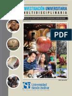 Complejidad y eclecticismo en los hábitos de estudio y los estilos de aprendizaje en estudiantes de Licenciatura en la USB-M Revista 2012
