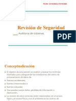 UNIDAD 5 - REVISION DE SEGURIDAD