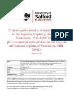 Venezuela Régimen Abierto - Versión Revisada - Junio de 2010-1