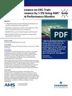 AMS Improves Performance LNG