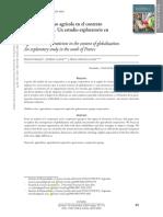 Massera, Cuatrin y Locher - Cooperativismo agrícola en el sur de Francia