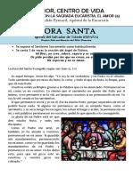 Deberes Para Con La Sagrada Eucaristía. El Amor. (6) San Pedro Julián Eymard