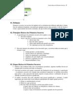 APOSTILA DE PRIMEIROS SOCORROS - Cópia
