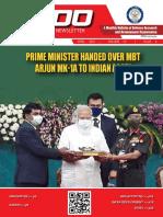 DRDO Journal April 2021