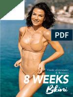 8 WEEKS BIKINI - Guide Alimentaire & Recettes