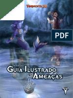 Academia de Mestres - Tormenta20 - O Fantástico Guia Ilustrado de Ameaças