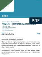 TRM 121 - Competencia Emocional