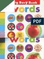 DK Big Busy Book Words