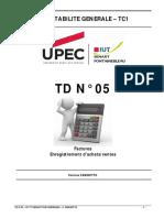 comptabilite-TP05 facturation