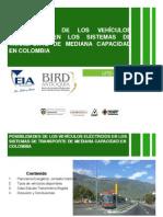 UPB - Posibilidades de los Vehículos Eléctricos