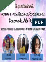 contato presidencia zap