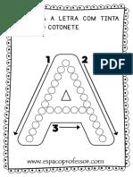 ALFABETO COTONETE