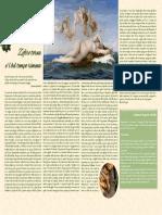 Almanacco di Aprile - BarbaraTurriziani