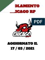 REGOLAMENTO CHICAGO RP