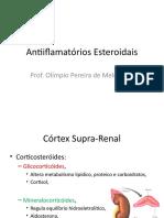 Antiiflamatórios Esteroidais